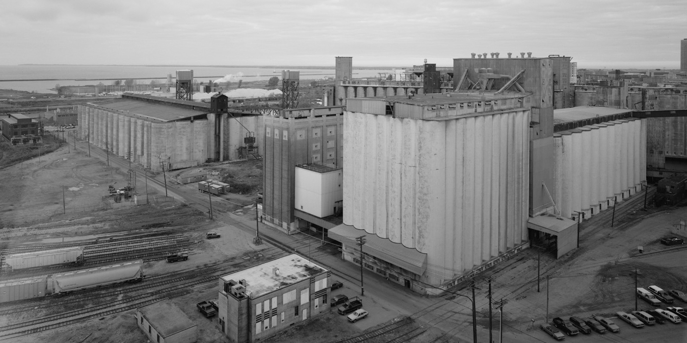 A $100 million, 400-apartment neighborhood proposed for Silo City